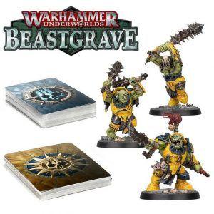 Warhammer Underworlds: Beastgrave – Machakantez De Morgok (110-88-03)