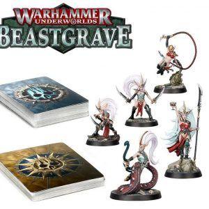 Warhammer Underworlds: Beastgrave – Pacto Afilado De Morgaeth (110-89-03)