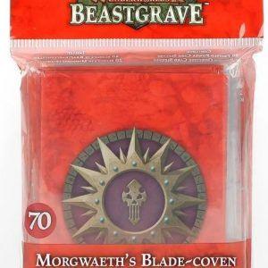 Warhammer Underworlds: Beastgrave – Fundas Premium Del Pacto Afilado De Morgwaeth (110-91)