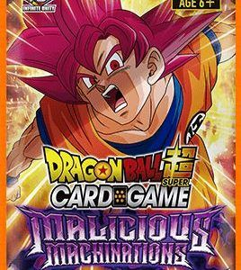 Dragon Ball Super Card Game: Series 8 -Malicious Machinations – [DBS-B08] Booster Pack