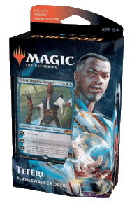 Magic The Gathering: M21 Planeswalker Deck – Teferi (Castellano)