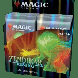 Preventa – Magic The Gathering: Caja De Sobres De Coleccionista De El Resurgir De Zendikar (Inglés) – Lanzamiento 25/09/2020