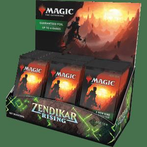 Preventa – Magic The Gathering: Caja De Sobres De Colección De El Resurgir De Zendikar (Inglés) – Lanzamiento 25/09/2020