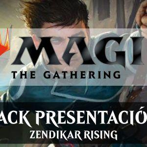 ZENDIKAR RISING Presentación – MTG [J24Sep]