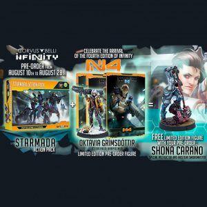 Preventa – Infinity Pack N4 – Castellano