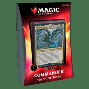 Magic The Gathering – Ikoria Lair Of Behemoths Commander Enjambre Simbiotico