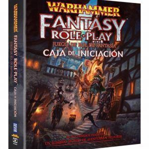 Warhammer Fantasy – Juego De Rol De Fantasía: Caja De Iniciación