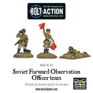 Bolt Action: Soviet Army FOO