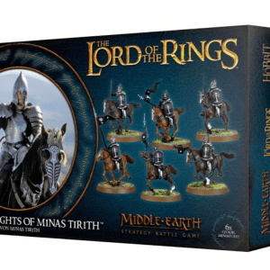 Middle Earth Strategy Battle Game: Caballeros De Minas Tirith (30-20)