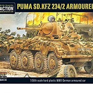 Bolt Action: PUMA, Sd.Kfz 234/2 Armoured Car