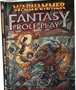 Warhammer Fantasy – Juego De Rol De Fantasía