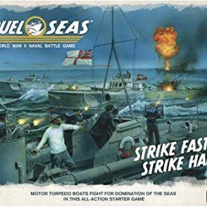 Cruel Seas: Strike Fast, Strike Hard!