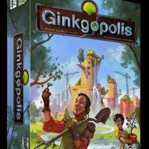 Preventa – Ginkgopolis – Lanzamiento 4T 2020 ( Sujeto A Modificaciones )