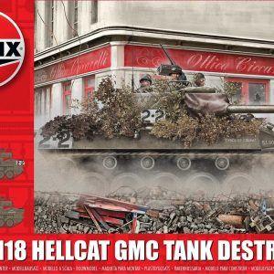 Airfix: M-18 Hellcat