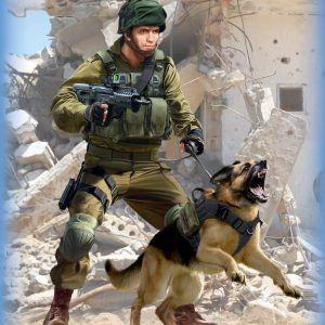 """1:16 ICM 16102: IDF K-9 """"OKETZ"""""""