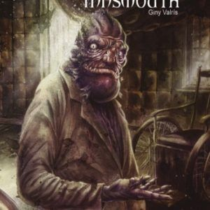 CHOOSE CTHULHU: 3 LA SOMBRA SOBRE INNSMOUTH CARTONE