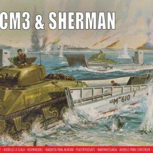 1:76 Airfix A03301V LCM3 & Sherman