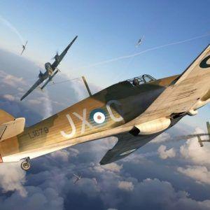 1:72 Airfix A01010A Hawker Hurricane Mk.1