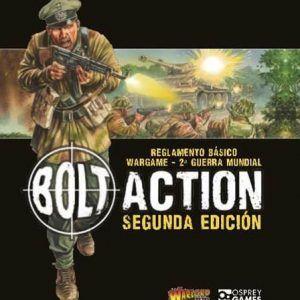 Bolt Action: Manual Segunda Edición (castellano)