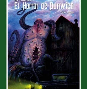 CHOOSE CTHULHU: 5 EL HORROR DE DUNWICH RUSTICA