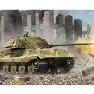 1:72 Trumpeter 01538 German E-75 Standardpanzer