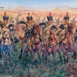 1:72 Italeri 6094 British Light Cavalry 1815