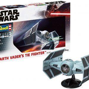1:57 Revell 06780 Darth Vader's TIE FIGHTER