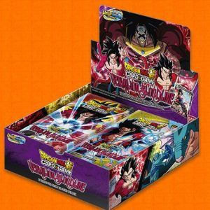 Dragon Ball Super Card Game: Unison Warrior Series Vermilion Bloodline [DBS-B11]