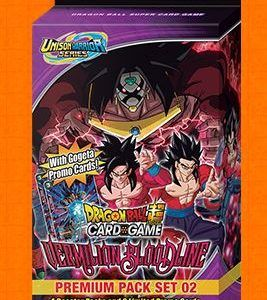 Dragon Ball Super Card Game: Premium Pack Set 02 [PP02]