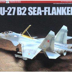 1:72 Tamiya: SU-27 B2 Sea-Flanker