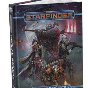 Starfinder: Reglas Básicas – Segunda Reimpresión