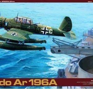 1:48 Tamiya: Arado Ar 196A