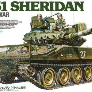 1:35 Tamiya: M551 Sheridan
