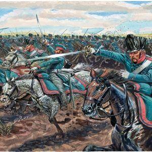 1:72 Zvezda 6081 Prussian Light Cavalry