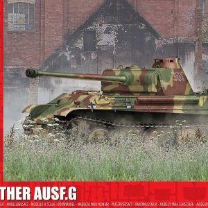 1:35 Airfix A1352 Panther AUSF.G