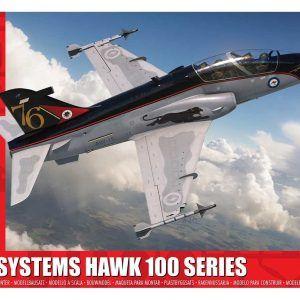 1:72 Airfix A03073A BAE Systems Hawk 100 Series