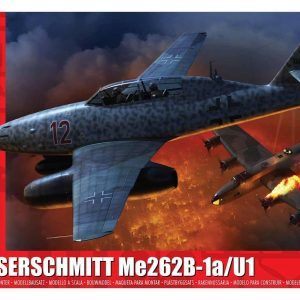 1:72 Airfix A04062 Messerschmitt Me262B-1a/U1