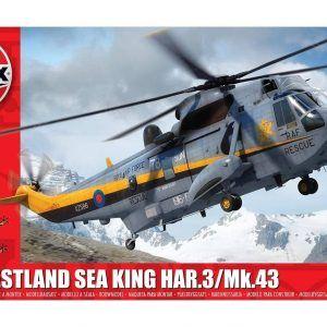 1:72 Airfix A04063 Westland Sea King HAR.3/Mk.43