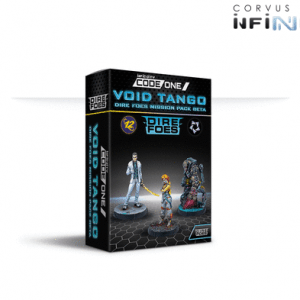Infinity: Dire Foes Mission Pack Beta: Void Tango (0845)