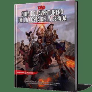 Pantalla Del Dungeon Master: Guía Del Aventurero De La Costa De La Espada