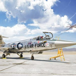 1:32 Italeri 2515 F-104 Starfighter A/C