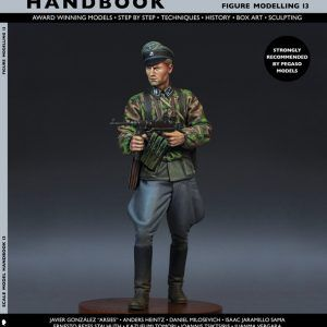 Scale Model Handbook, Figure Modelling 13