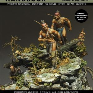 Scale Model Handbook, Figure Modelling 14