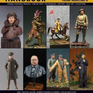 Scale Model Handbook, Figure Modelling 18