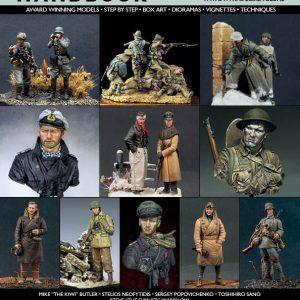 Scale Model Handbook, Figure Modelling 20