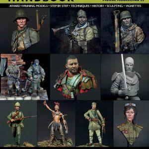 Scale Model Handbook, Figure Modelling 22