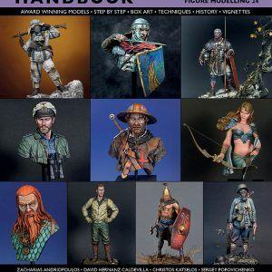 Scale Model Handbook, Figure Modelling 24