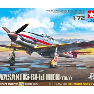 1:72 Tamiya: Kawasaki Ki-61-Id HIEN (TONY)