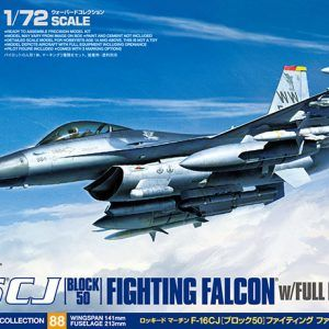1:72 Tamiya: F-16CJ W/FULL EQUIPMENT (60788)