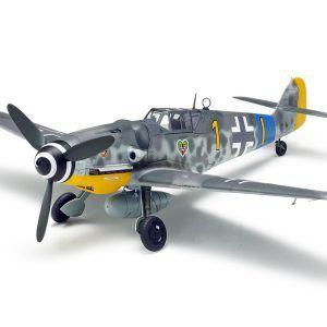 1:48 Tamiya: Messerschmitt Bf109 G-6